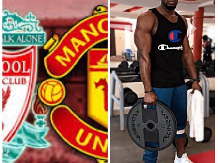 BBN Ex-Housemate, Prince sends message to United ahead of PL clash with Liverpool