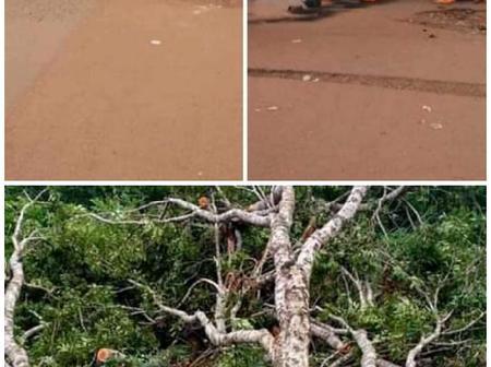 Désobéissance civile : la tension monte à Sakassou, Daloa, Ayamé, M'bahiakro, Toulepleu et Blolequin