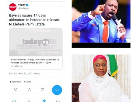 Today's Headlines: Prophet Iginla Sends Message To All Christians Concerning COVID-19 Vaccine