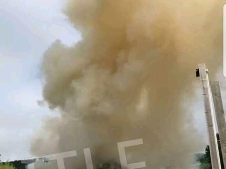 Côte d'Ivoire : la maison d'un député part en fumée à Guiglo