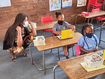 North West Department of Education Committed to using ICT to enhance teaching and learning