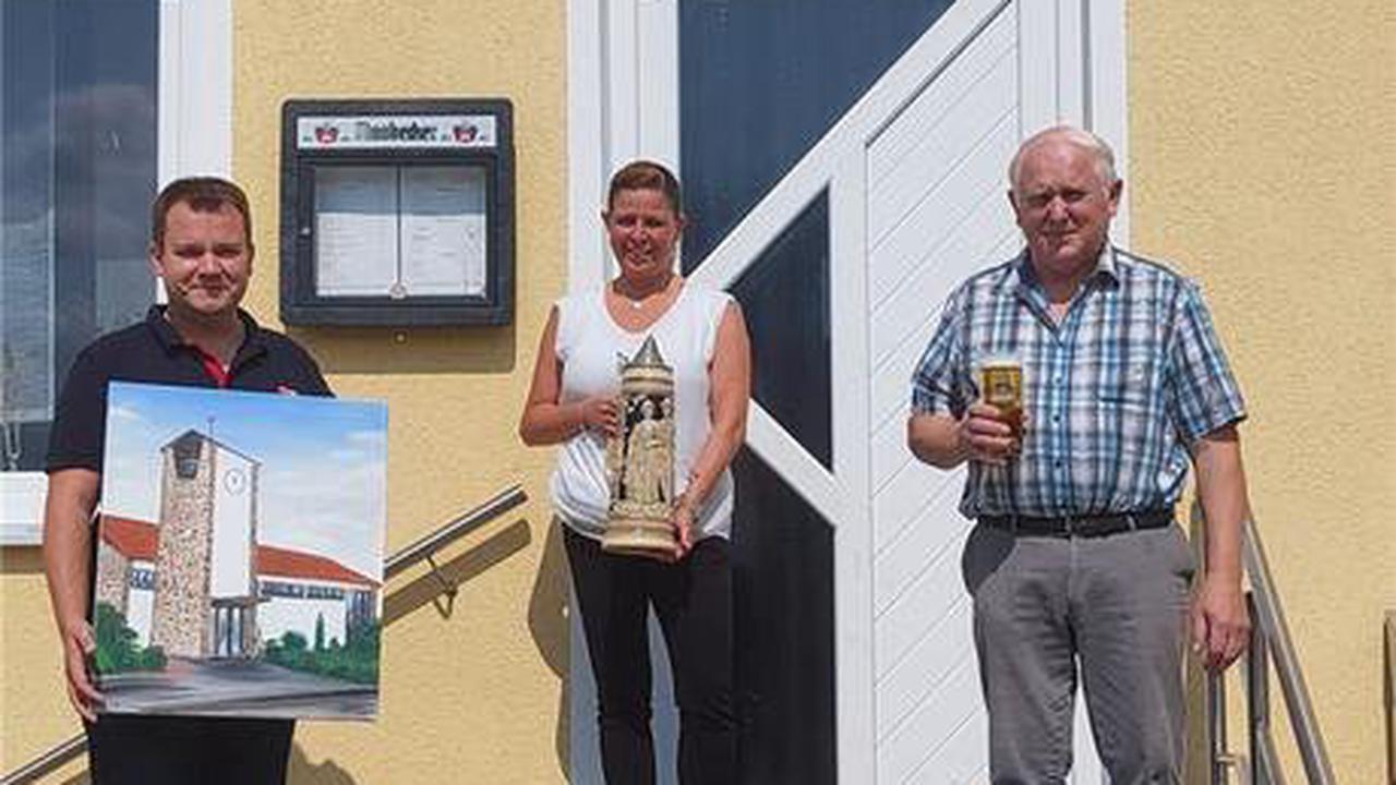 Heselbacher feiern die 66. Kirchweih