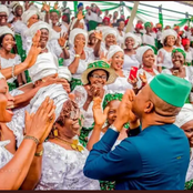 Former Governor Of Imo State Emeka Ihedioha Eulogizes Women On International Women's Day