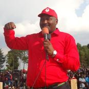 Vocal Riftvalley Politician Reveals A Coalition That Will Kick William Ruto Into A Political Dustbin