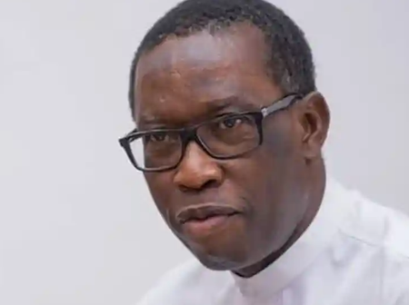 See What Governor Okowa Said About Christians In Politics