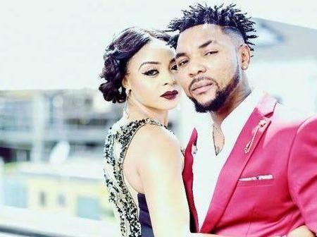 Four Days After She Left The Marriage, See How Oritse Femi Begs His Wife Publicly To Come Back.