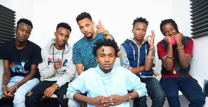 Nimepunguzia Sailors Gang Laana!'- KRG The Don Hilariously Says In New Post  - Opera News