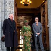 See Photos of Dr. Ngozi Okonja Iweala's first day as DG WTO