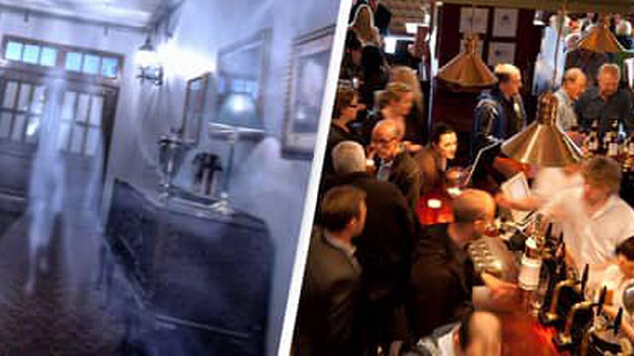 Paranormal Investigator Reveals Why Pubs Are Popular With Ghosts