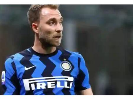 Christian Eriksen wants to leave Inter Milan in January, see possible destination