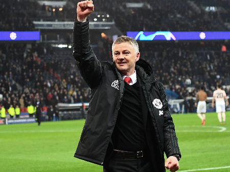 After defeating PSG on Tuesday, Ole Gunnar Solskjaer made History on Parc des Princes stadium