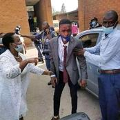 Another PASTOR ARRESTED, TOGETHER With The CONGREGATION
