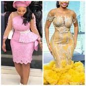 For Ladies Aspiring To Rock Gorgeous Lace Styles To Every Occasion; Here Are Some Delightful Styles