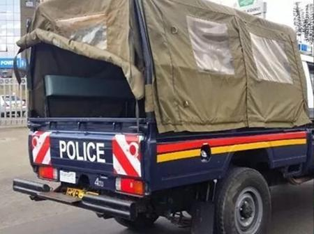 What Happens When A KDF Solider Or Police Officer Is Caught Violating Laws In Kenya