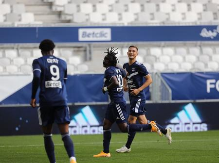Super Eagles star scores 2nd goal of the season to help French Ligue 1 giants to 3-0 victory