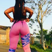 Nikki Mapakisha Showing Her Assets Via Instagram