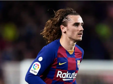 What Griezmann  said about his Current Club, FC Barcelona and his decision if asked to cut his hair