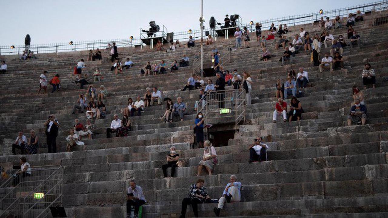 VeronaOpernfestspiele starten mit Premiere