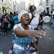 Look what must be done to all foreigners before poverty  kill us and our grandchildren