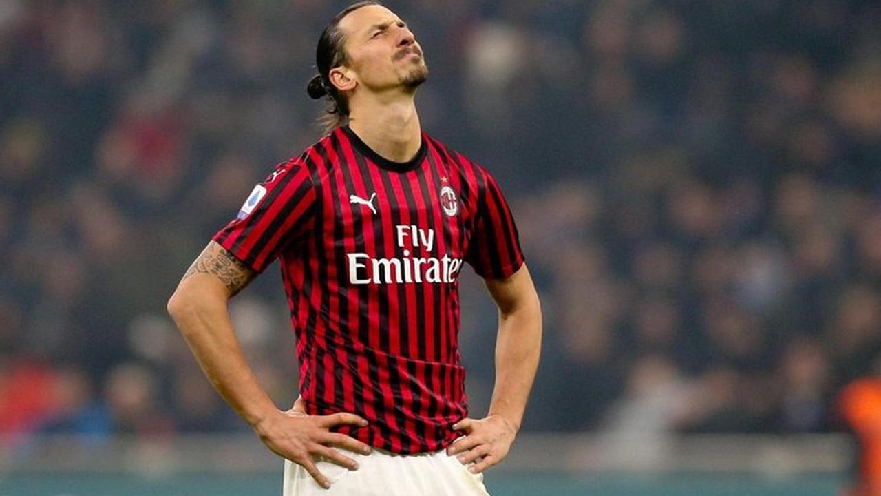 SERIE A : Ibrahimovic absent pour les deux prochains matchs du Milan AC