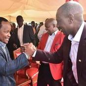 Fear For Ruto? Ngunjiri Wambugu Reccomends Ruto's UDA Party to This Role in The Next Administration
