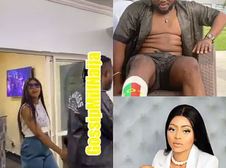 Video: Watch The Moment Regina Daniels Was Recorded While Holding Hands With A Man