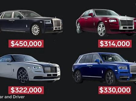 Features That Make Rolls-Royce Cars Extremely Expensive.