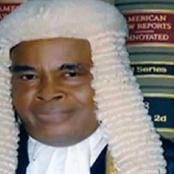 Supreme Court Justice, Sylvester Ngwuta is dead