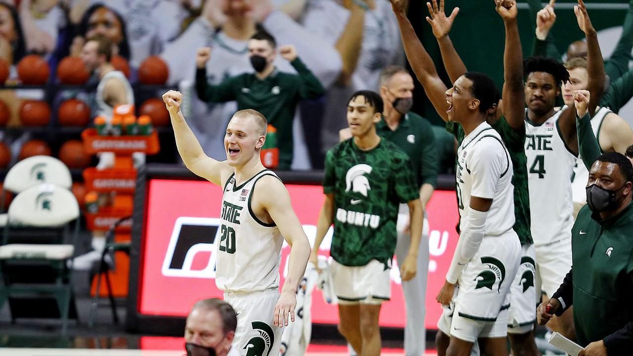 As summer practice starts, Michigan State shows athleticism and togetherness