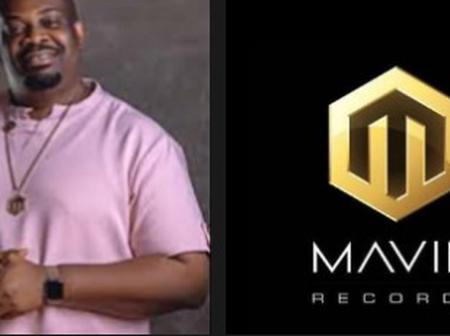 Don Jazzy replies Female Fan who asked how much she needs, to join Marvin Record Label