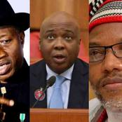 Today's Headlines: Jonathan Speaks, Saraki Sends Message To Muslims,