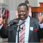 Musalia Mudavadi's Latest Remarks on National Unity Ahead Of the BBI Referendum