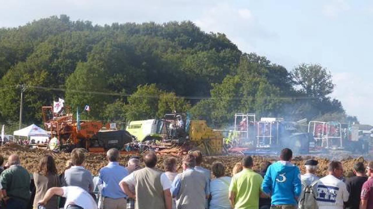 AMILLY - La grande messe de l'agriculture Eulérienne