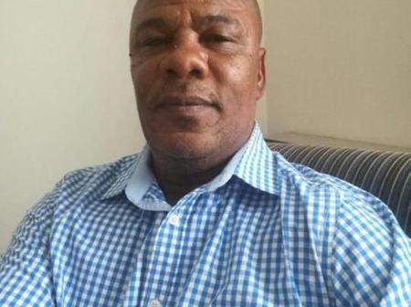 Meneer Motsamai Molete assaulted a number of students, lately he's a principal.
