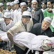 2 Reasons Why Muslims Bury Their Dead As Soon As Possible