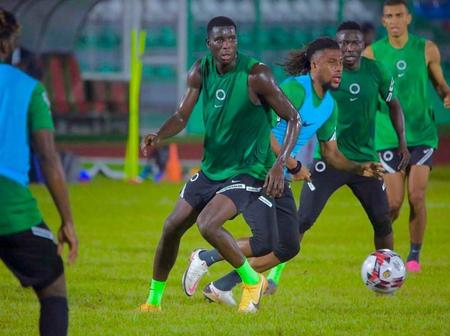 Gernot Rohr reveals who is likely to replace EPL star if his Covid-19 second test comes out Positive