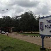 Drama As Lecturers Allegedly Shut Down Ekiti Poly Because Rector Invested Their Money On Bitcoin.