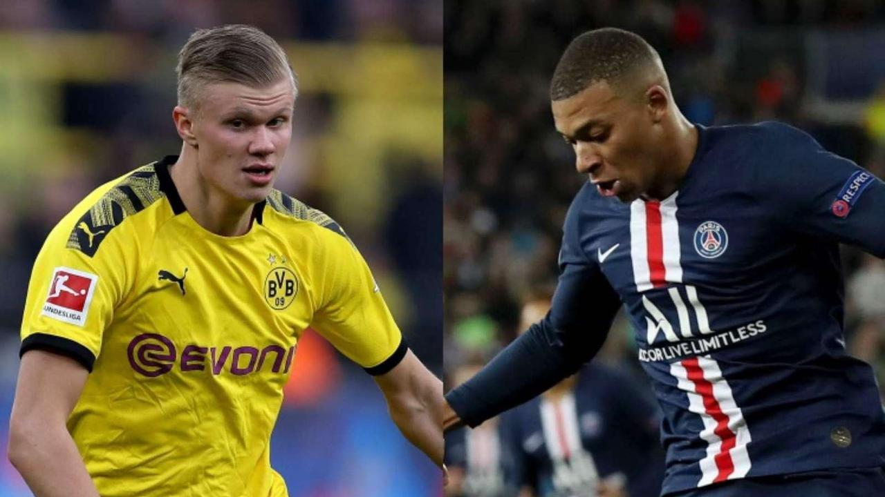 Kylian Mbappe vs Erling Haaland: Who is the future star of football? Head-to-Head stats