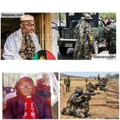 12 pastors And Elders Allegedly arrested by the Nigerian army for working with Nnamdi Kanu and ESN
