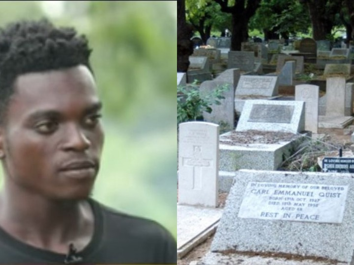 0b86d807388bf9379a67eb2d5f9b28e6?quality=uhq&resize=720 - I have slept at Awudome cemetery for 2-years - Repented 'sakawa' boy narrates his sad story