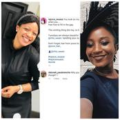 Checkout Deborah's Lovely Comment On Rejoice Iwueze's Post, After She Stuns In Adorable Photos