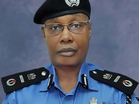 The New IGP Alkali Makes Fresh Appointments, See The Distribution Of The Appointments