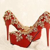 10 latest bridal shoes you can tryout on your wedding day (photos)