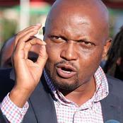 Deep State: Itumbi Reveals Damning Details Behind Moses Kuria's Night Arrest