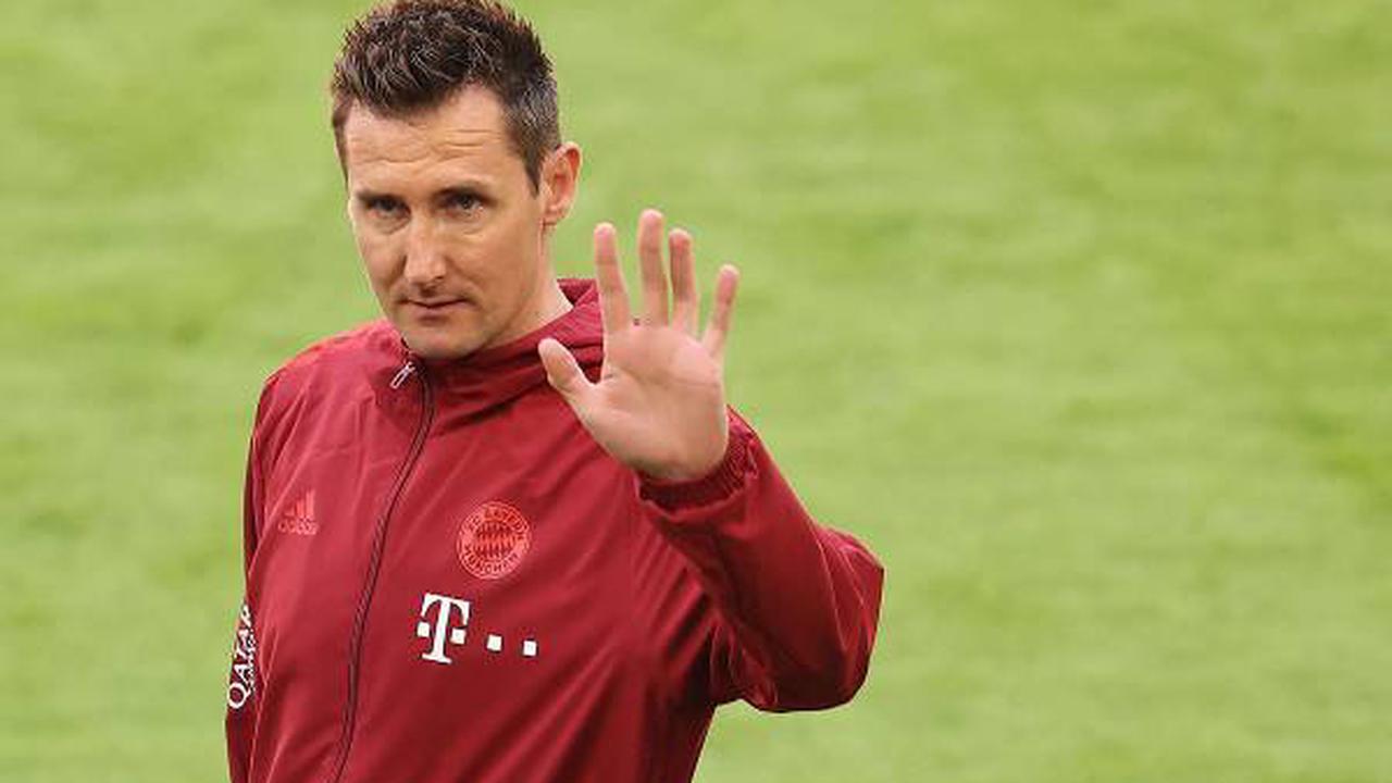 FC Bayern - News und Gerüchte: Miroslav Klose geht es richtig gut