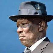 Bheki Cele exasperated after he was asked why would a city be 80% foreign nationals under his watch