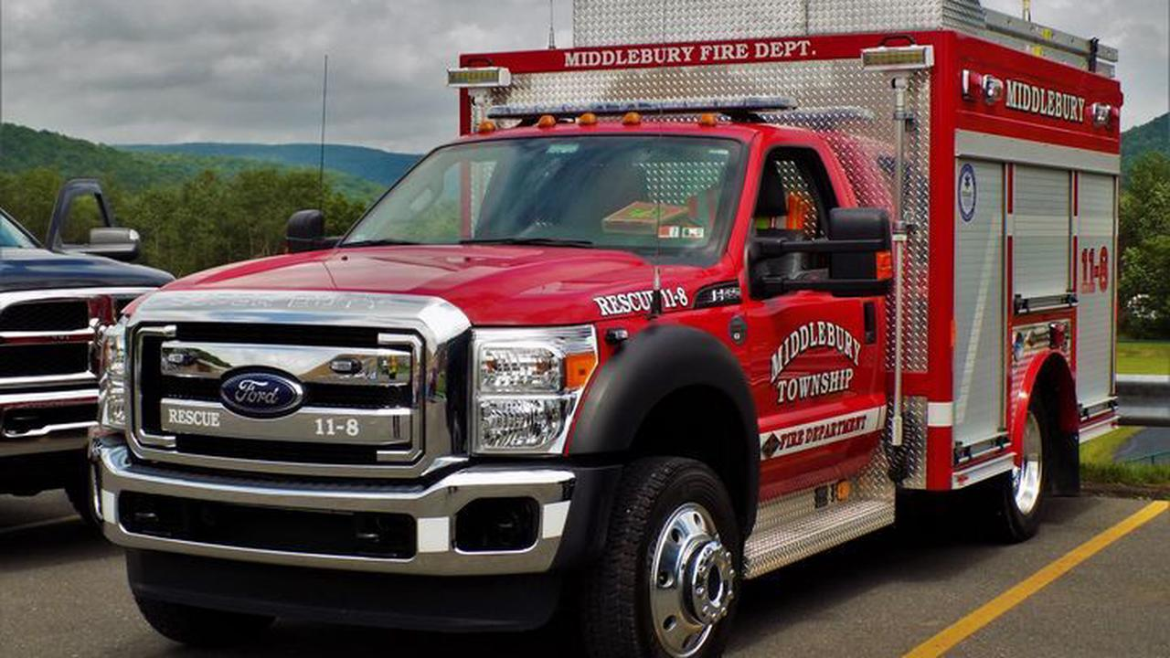 Vehicle accident reported in Middlebury Township