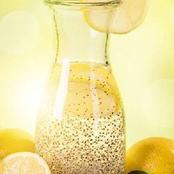 A Chia Seed Natural Energy Drink Recipe
