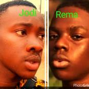 Do I Resemble Rema? Check Out The Pictures Of A Boy Who Claims Him And Rema Look Alike.
