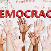Democracy with a weak judiciary Is play-to-cray - Markus David Sakoma
